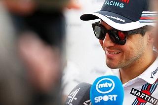 © Lat - Felipe Massa en passe de battre le record du come-back le plus rapide !