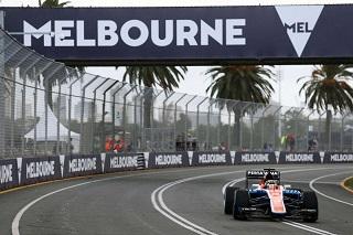 © Manor - Pascal Wehrlein, auteur d'un fulgurant premier départ en Grand Prix !