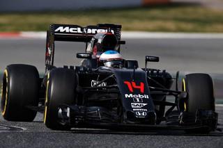 © McLaren - Alonso s'est amusé à Sepang