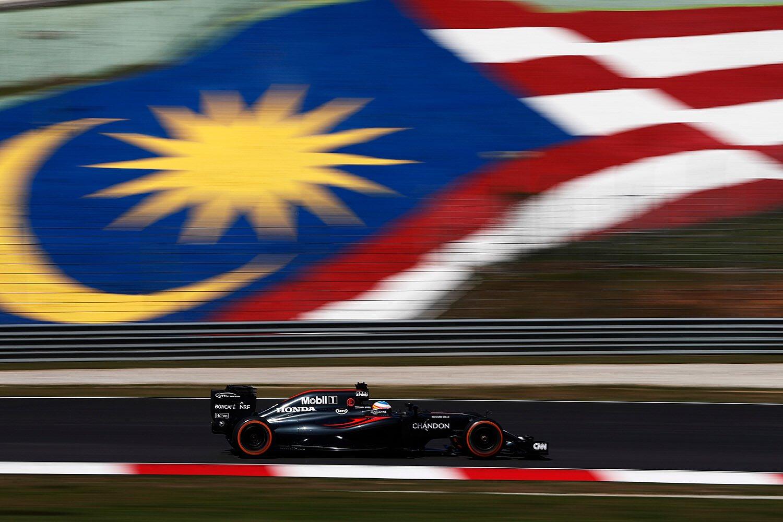 © McLaren - Le rideau tombera sur Sepang en 2018