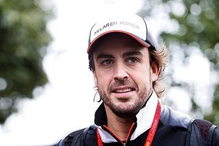 Fernando Alonso, rescapé d'une cabriole des plus spectaculaires !
