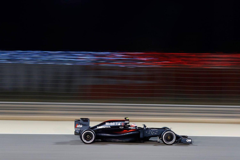 © Mclaren - Jenson Button est-il à l'aube d'un week-end épatant ?