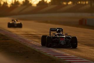 © McLaren - Quel crédit donner aux essais hivernaux ?