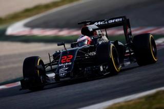 © McLaren - Deux points supplémentaires pour Jenson Button