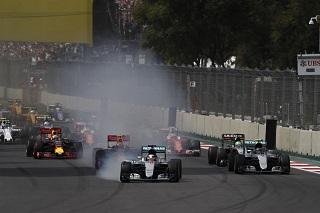 © Mercedes - De plus en plus de pénalités durant les GP