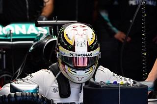 © Mercedes - Hamilton a été le plus rapide ce matin