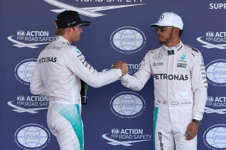 Hamilton n'est pas surpris par la décision de Rosberg