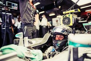 Rosberg reprend le pouvoir à Barcelone