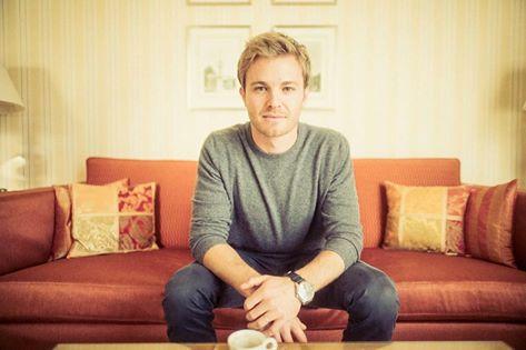 © Nico Rosberg - Nouveau rôle pour Nico Rosberg