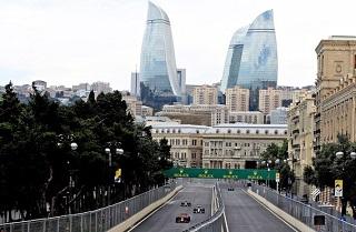 © Red Bull - Bakou a fait son apparition au calendrier l'an dernier