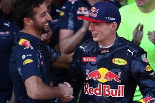 © Red Bull - Les deux hommes forts de Red Bull actuellement