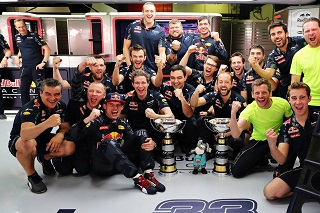 © Red Bull - Max Verstappen, casseur de codes dans le monde très policé de la Formule 1