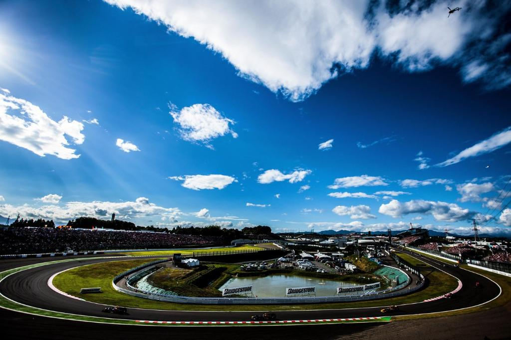 © Redbull - Suzuka, piste mythique du Championnat du monde de Formule 1