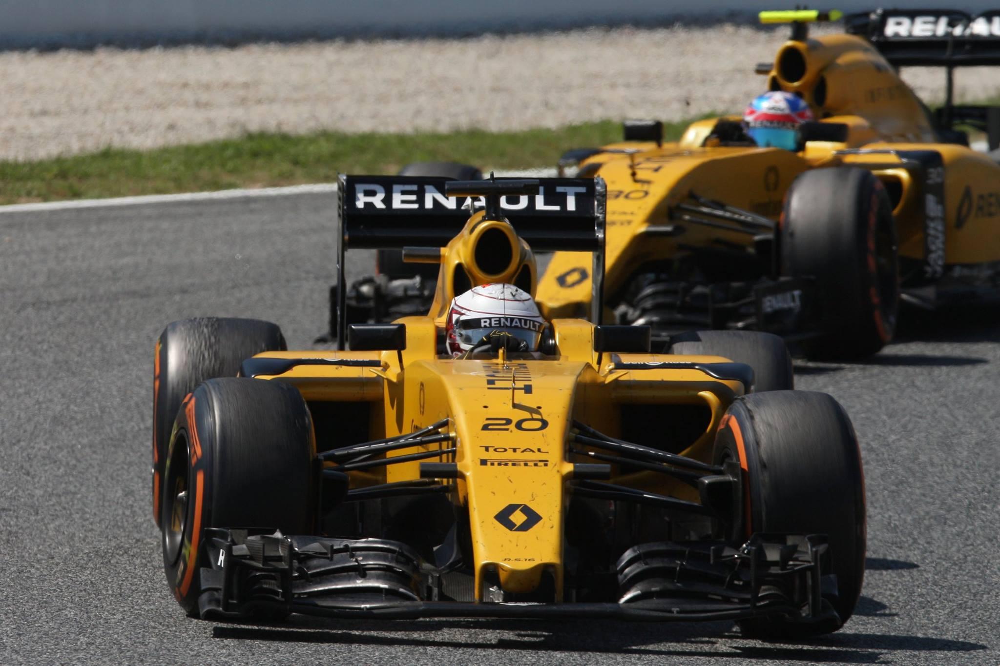 Qui sera dans les baquets Renault la saison prochaine ?