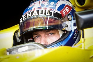 © Renault - Premier point pour Jolyon Palmer en F1