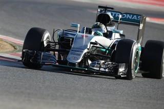 Nico Rosberg en route vers une nouvelle Pole-position ?