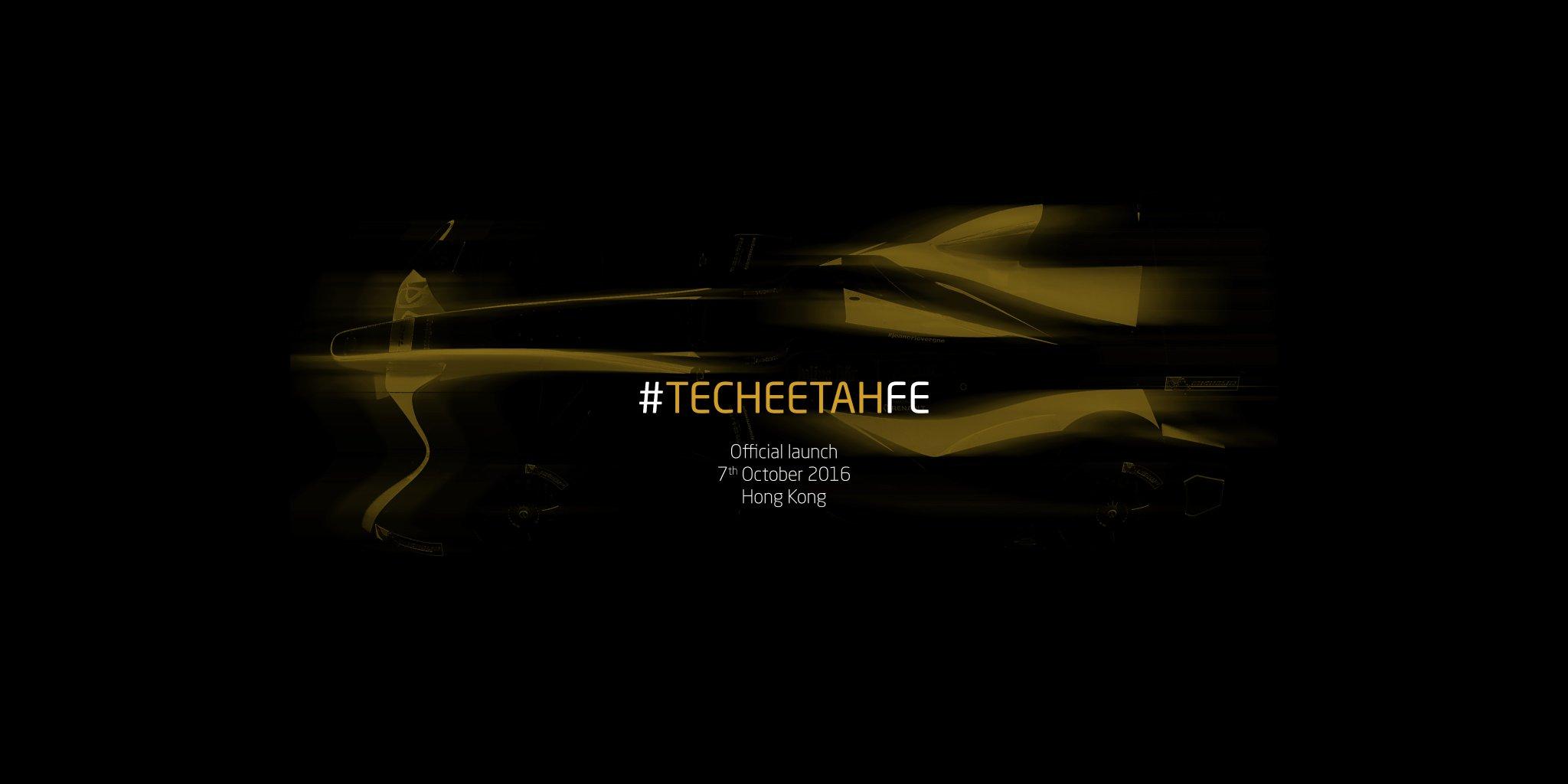 © Techeetah - La nouvelle équipe succède à Amelin Aguri