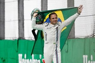 Massa a fait ses adieux à son public.