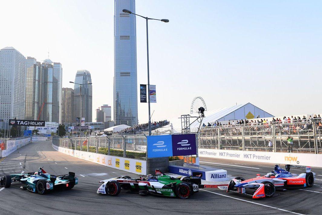 Une actualité chargé en Formule E