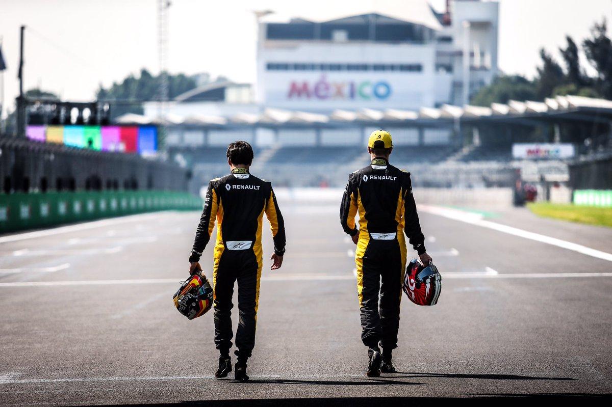 © Renault Sport F1 - Un Nico Hülkenberg un peu trop seul et une fiabilité insuffisante auront coûté la cinquième place à Renault