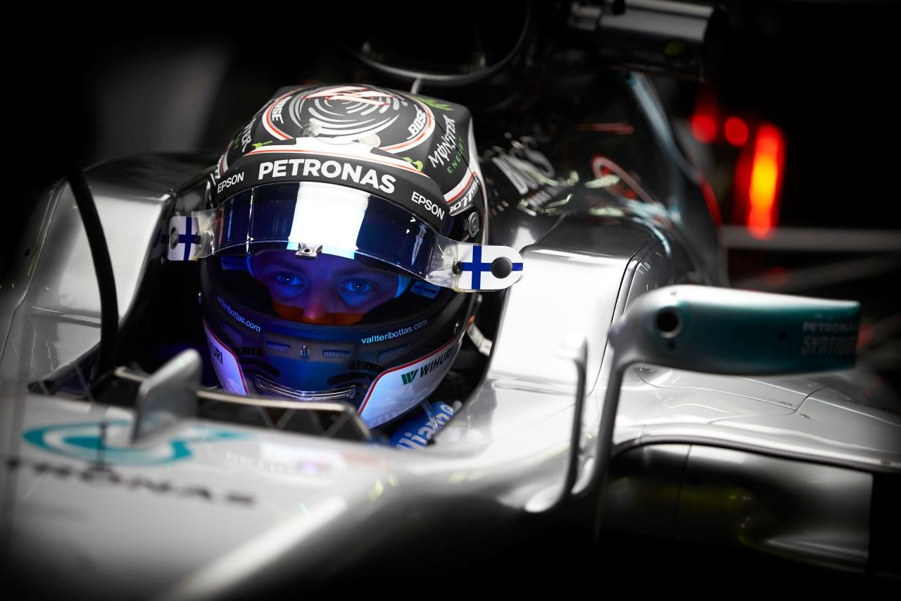© Mercedes-AMG - Bottas bat son propre record