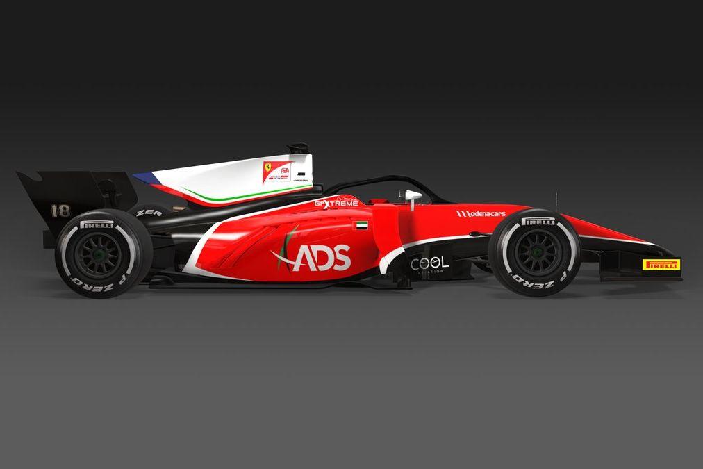 © FIA F2 - Le grand saut de la Formule V8 3.5 à la F2 pour Charouz en 2018