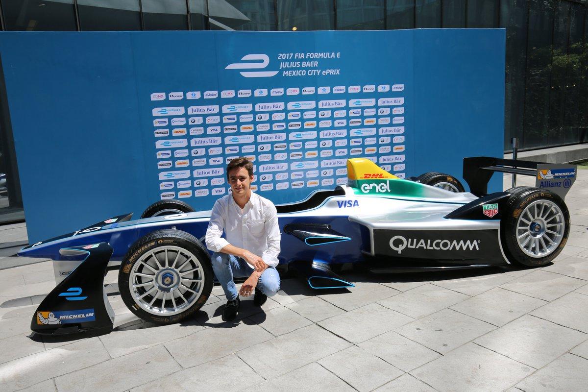 © Formule E - Gutiérrez pilote de réserve pour Mercedes FE en 2019/2020