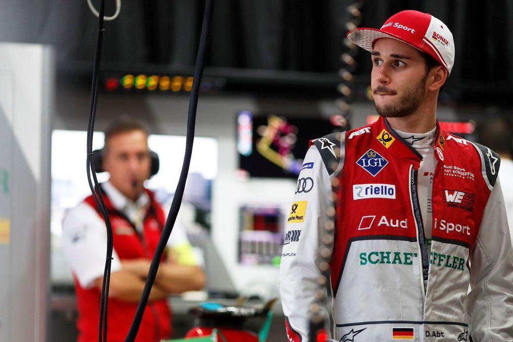 © FIA Formula E - Immense déception pour Abt