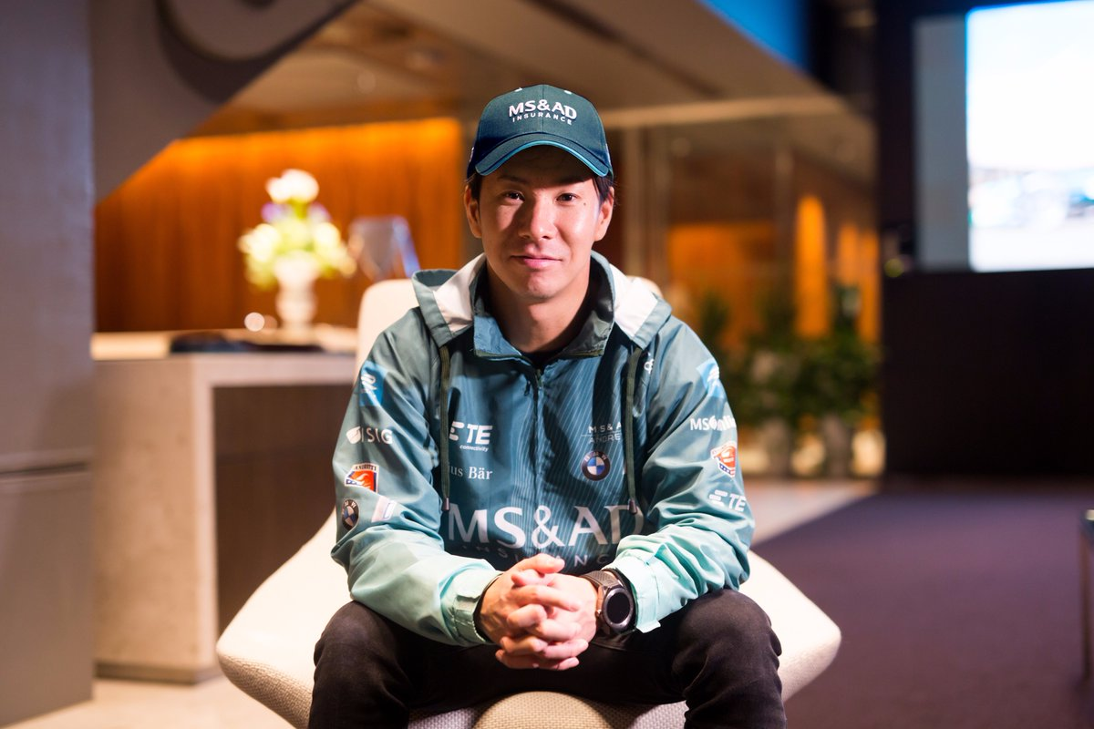 Un japonais en Formule E