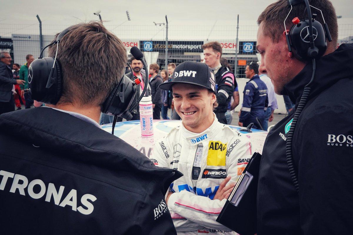 © Mercedes-AMG DTM - Une première en Formule 1 pour Lucas Auer