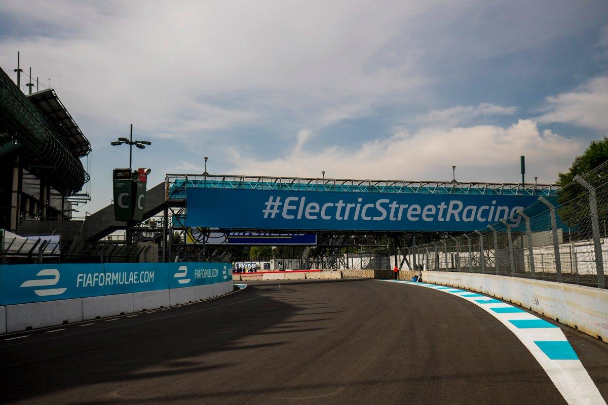 © FIA Formula E - Les dernières informations Formule E depuis Mexico