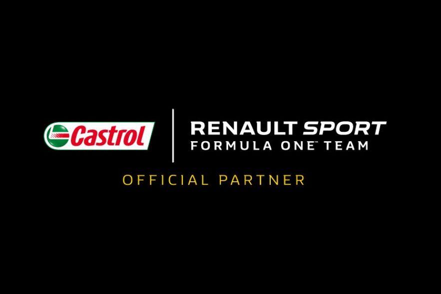 © Renault - Castrol bénéficie d'une large présence sur les monoplaces de Renault
