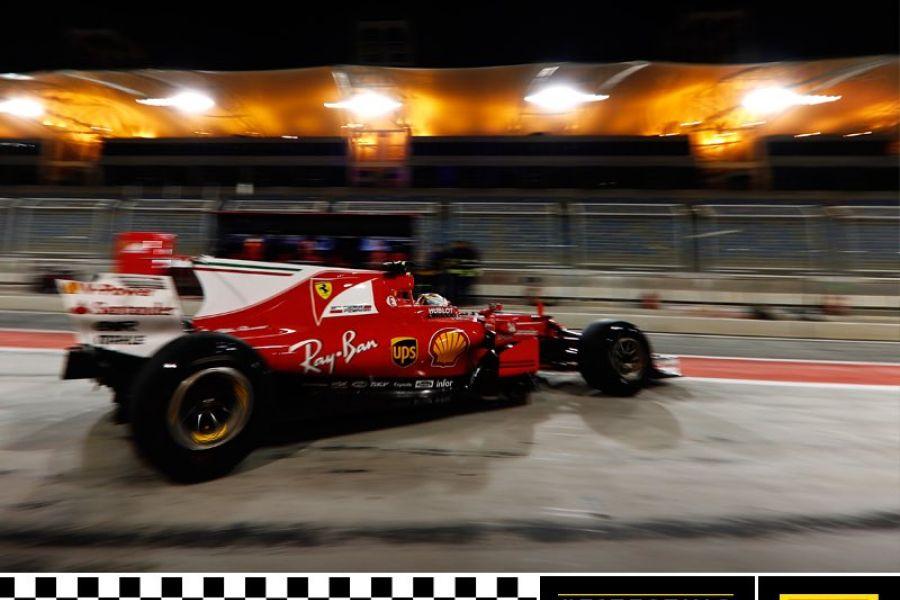 © Pirelli Motorsport - Un programme d'essais pour Pirelli pour préparer 2018