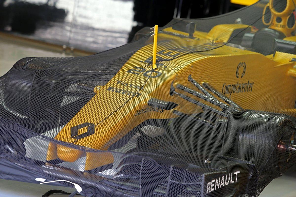 © Renault - Mecachrome équipait déjà les Renault RS16 lors du retour de Renault en F1