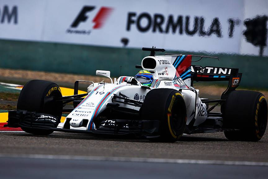 © Williams - Felipe Massa déçu et malchanceux