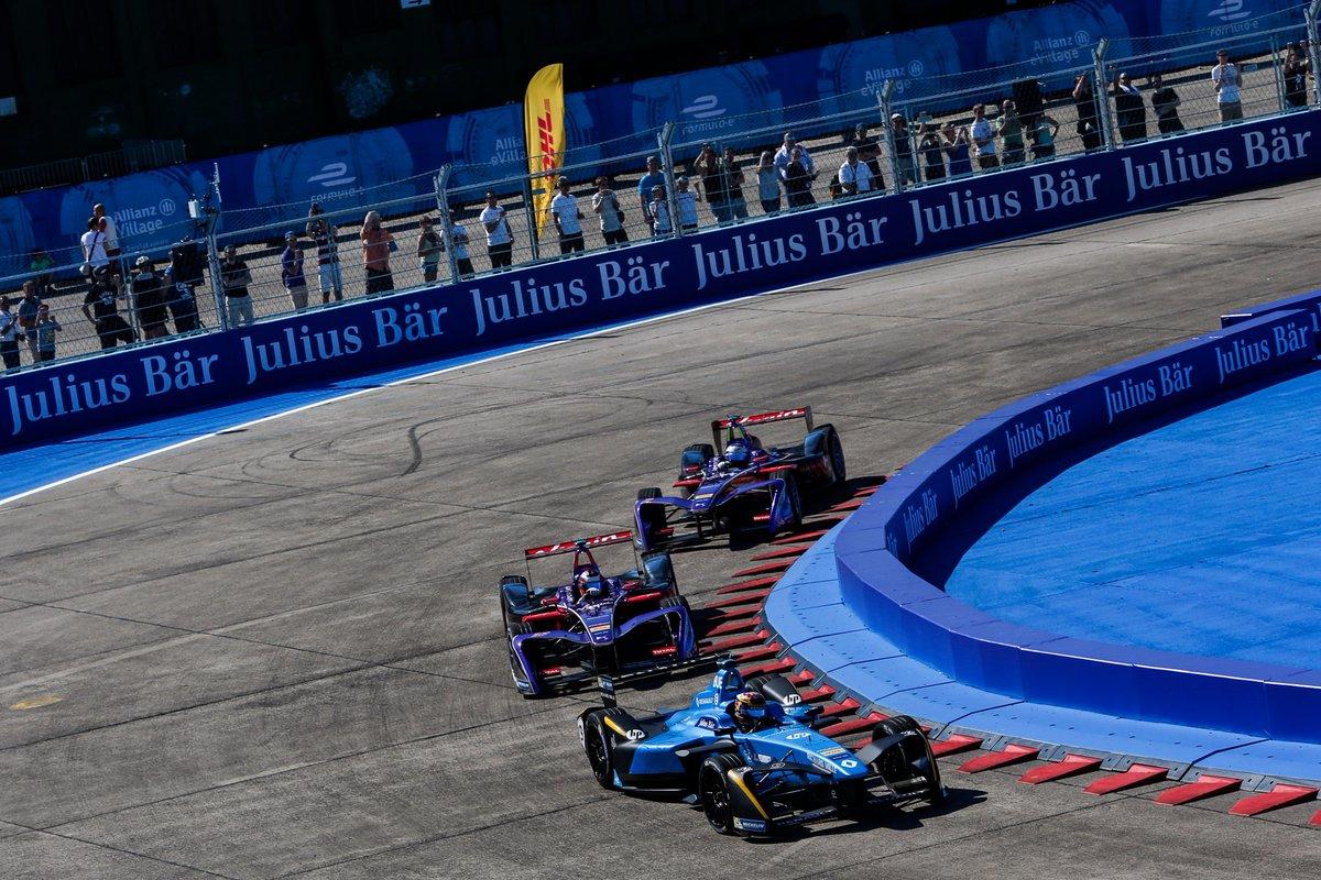 La Suisse pas neutre avec la Formule E
