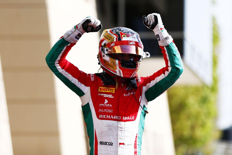 Première victoire de haut vol pour Leclerc à Bahreïn