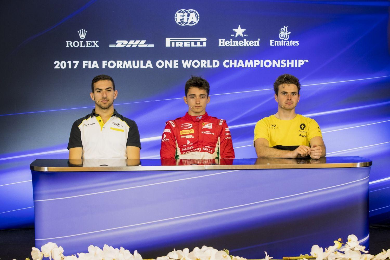 © Zak Mauger/FIA Formula 2 - Charles Leclerc domine toujours autant en qualifications