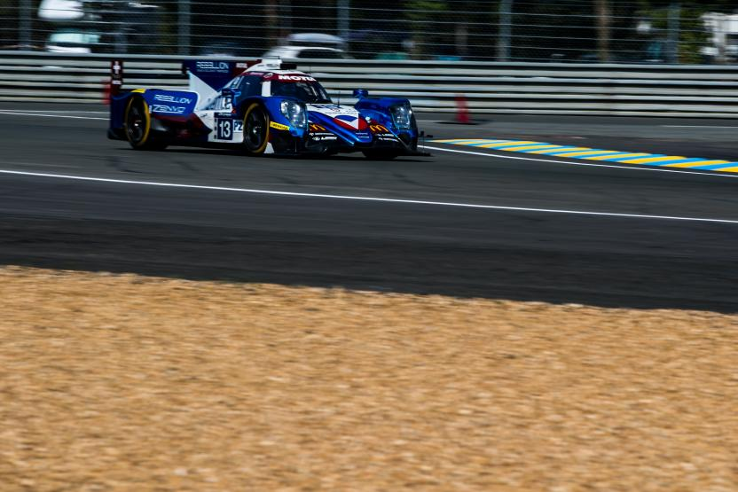 © FIA WEC - La Rebellion Vaillante a perdu sa troisième place