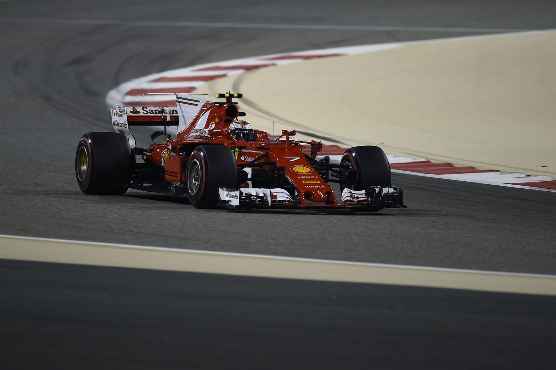 © Ferrari - Kimi Raikkonen a de nouveau été en retrait par rapport à Sebastian Vettel