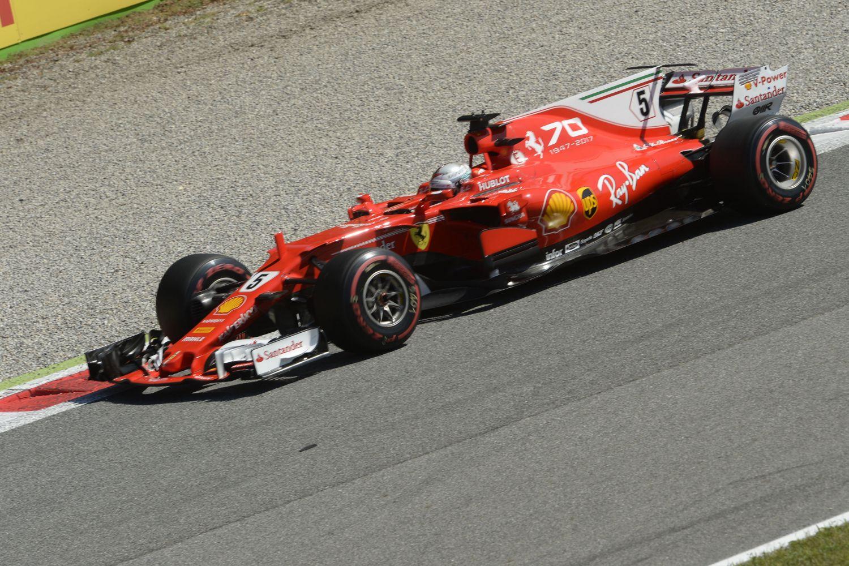 © Ferrari - Marlboro reste l'un des plus gros sponsors en F1