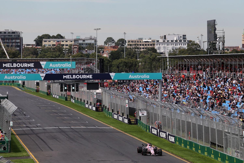 © Force India - Melbourne espère recevoir la F1 en novembre 2021