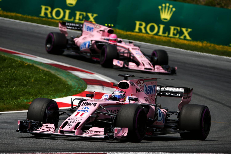 © Force India - Pérez et Ocon sont prêts à aller chercher les points demain