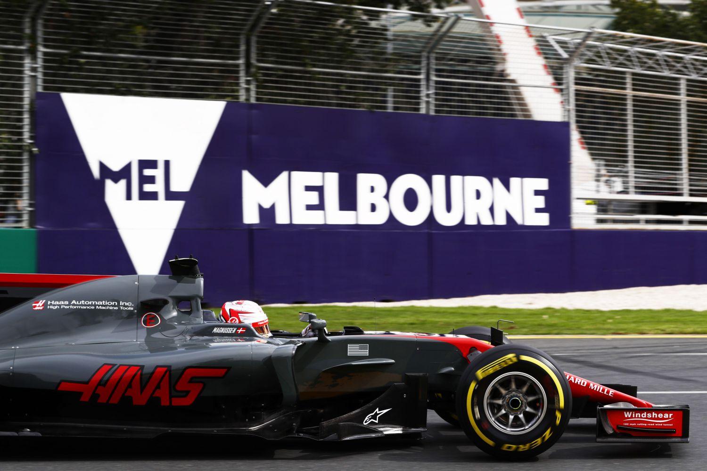 © Haas - Kevin Magnussen et Haas repartent les mains vides de Melbourne