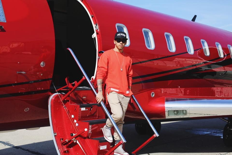 © Lewis Hamilton - Lewis Hamilton a mis en place un montage sophistiqué pour l'achat de son jet