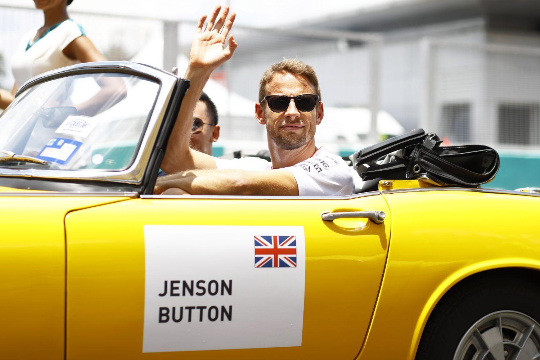 © McLaren - Jenson Button revient dans une équipe de F1