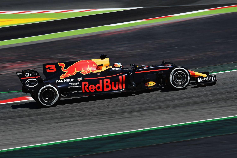 © Getty Images / Red Bull Content Pool - Daniel Ricciardo n'est pas complètement à l'aise dans sa monoplace