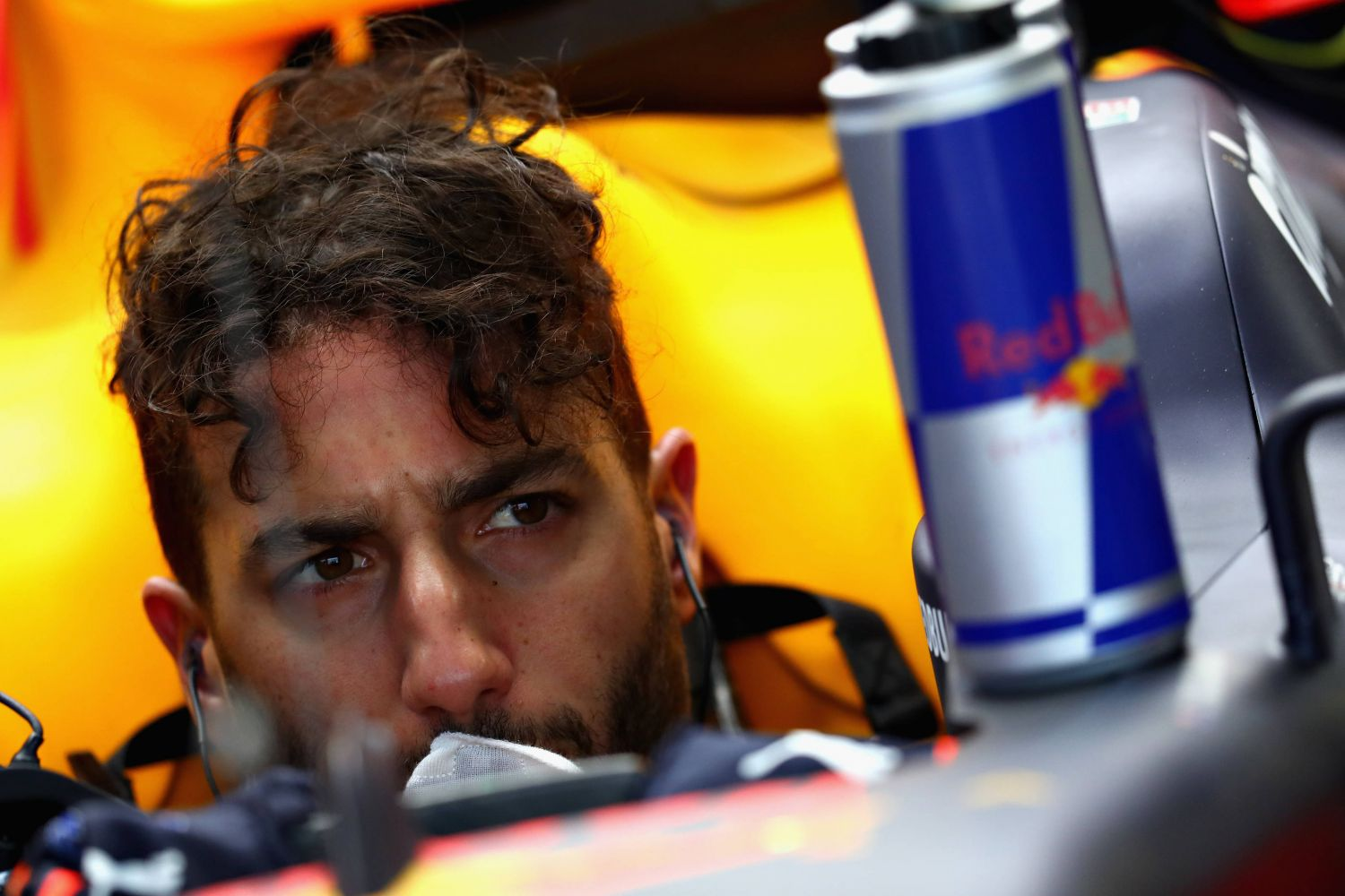 © Getty Images/Red Bull Content Pool - Daniel Ricciardo ne s'expliquait pas son manque de performance