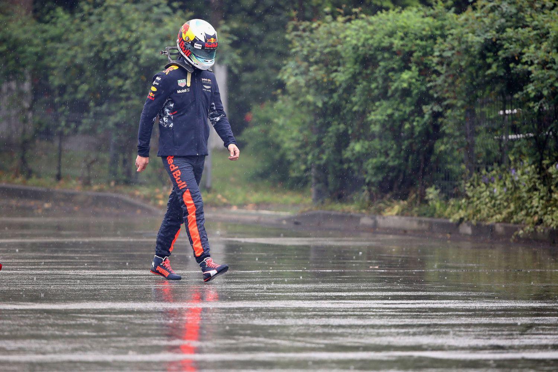 © Getty Images / Red Bull Content Pool - La météo a joué des tours aux pilotes à Shanghai