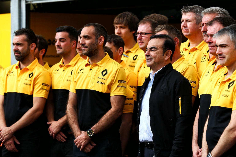 © Renault - La hiérarchie de Renault va être renforcée avec l'arrivée de Marcin Budkowski